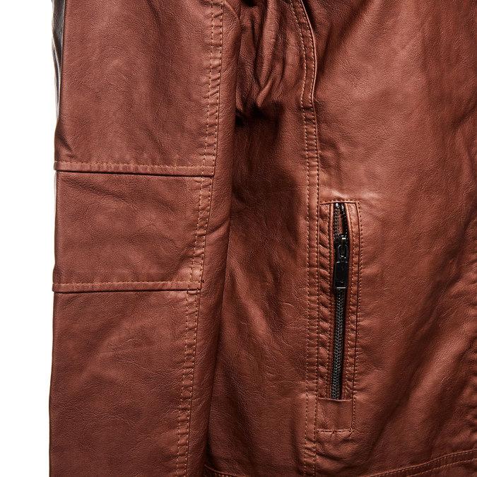 Męska kurtka bata, brązowy, 971-4174 - 16