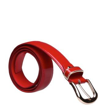 Czerwony pasek bata, czerwony, 951-5131 - 13