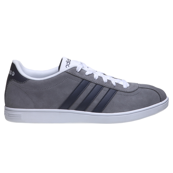 Męskie buty spacerowe adidas, szary, 803-2122 - 26