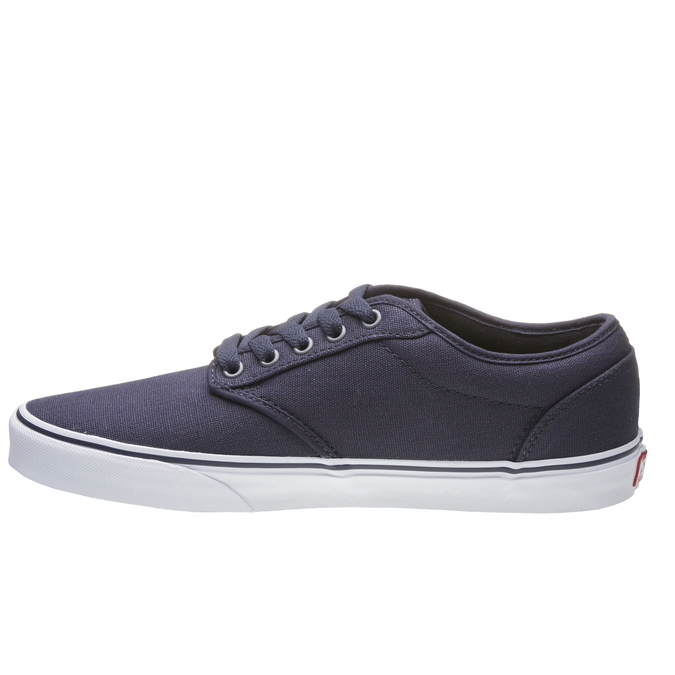 Klasyczne obuwie sportowe vans, niebieski, 889-9160 - 15