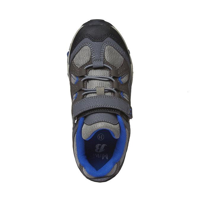 Dziecięce buty sportowe mini-b, szary, 311-2218 - 19