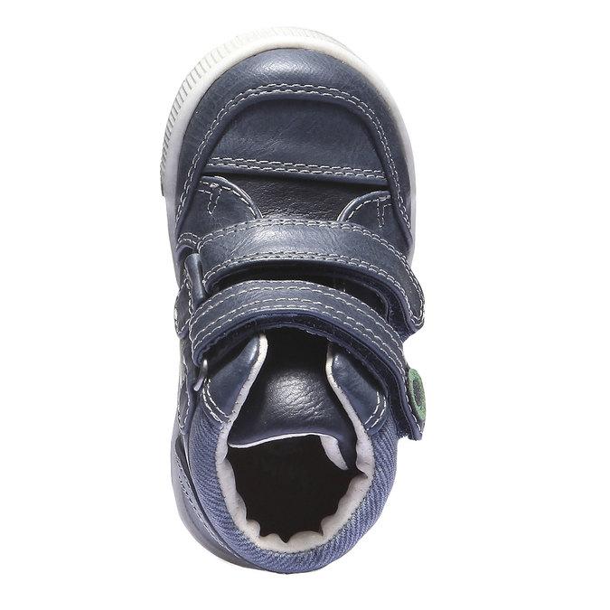 Dziecięce buty sportowe mini-b, niebieski, 111-9100 - 19