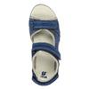 Sandały dziecięce mini-b, niebieski, 363-9182 - 19