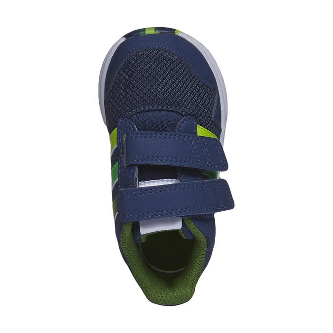 Dziecięce buty sportowe adidas, niebieski, 109-9164 - 19