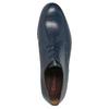 Niebieskie skórzane półbuty conhpol, niebieski, 824-9733 - 19