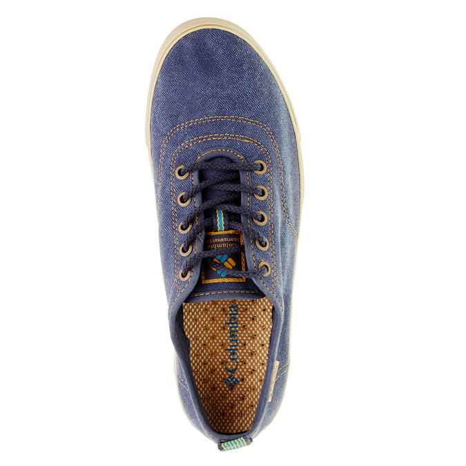 Męskie buty sportowe na co dzień columbia, niebieski, 849-9026 - 19