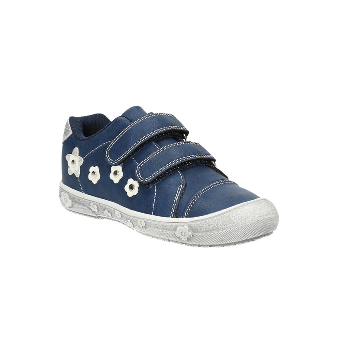 Trampki dziecięce mini-b, niebieski, 221-9602 - 13