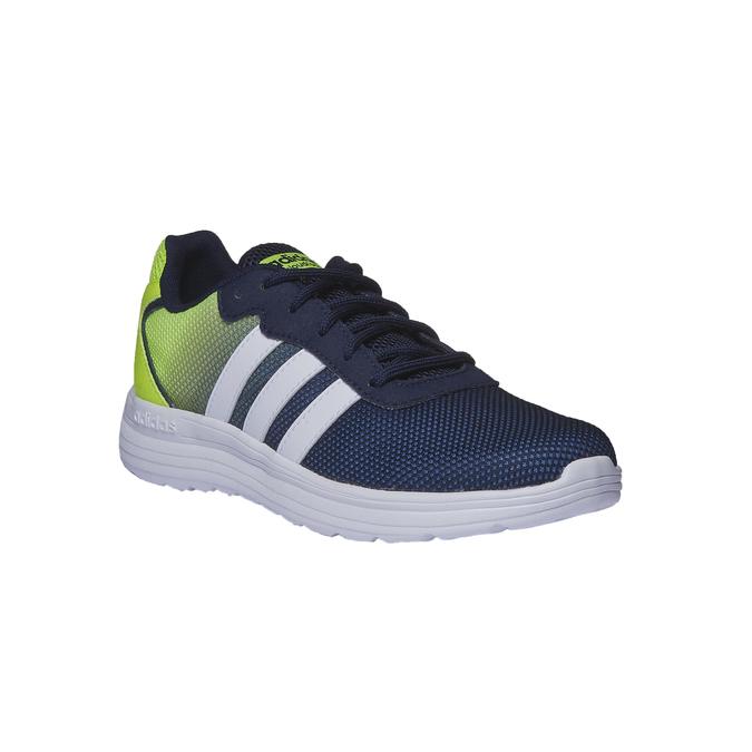 Dziecięce buty sportowe adidas, niebieski, 409-9199 - 13