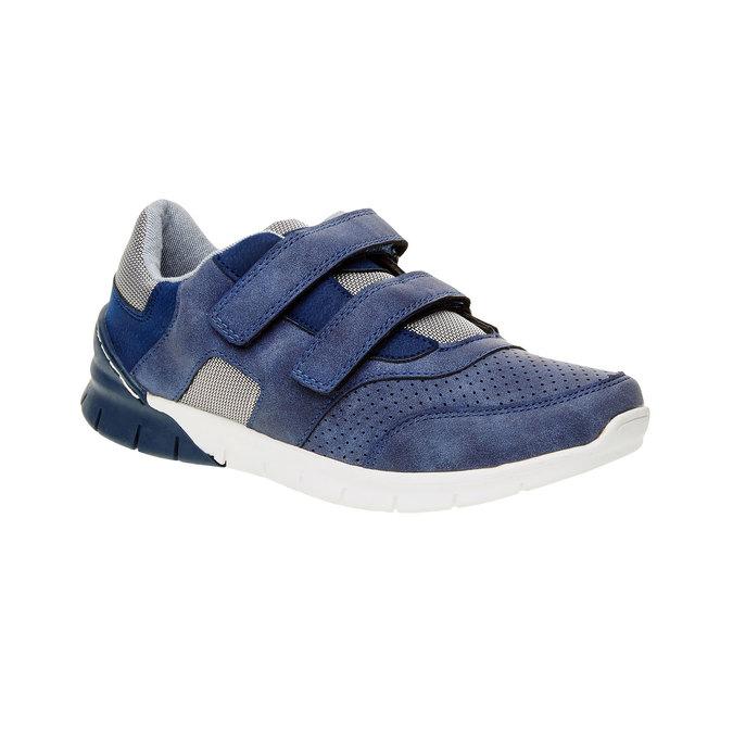 Dziecięce buty sportowe mini-b, niebieski, 311-9192 - 13