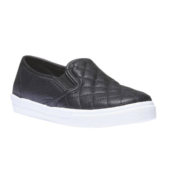 Buty dziecięce north-star-junior, czarny, 321-6130 - 13