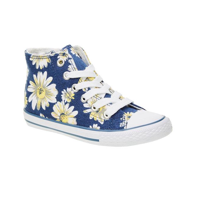 Dziecięce buty sportowe do kostki mini-b, niebieski, 329-9183 - 13