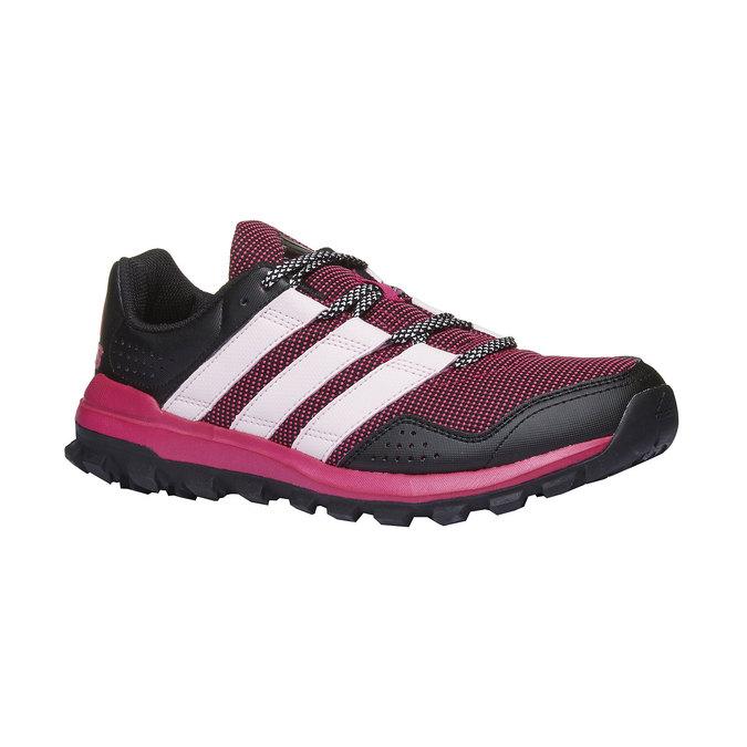 Damskie buty sportowe adidas, czerwony, 509-5511 - 13