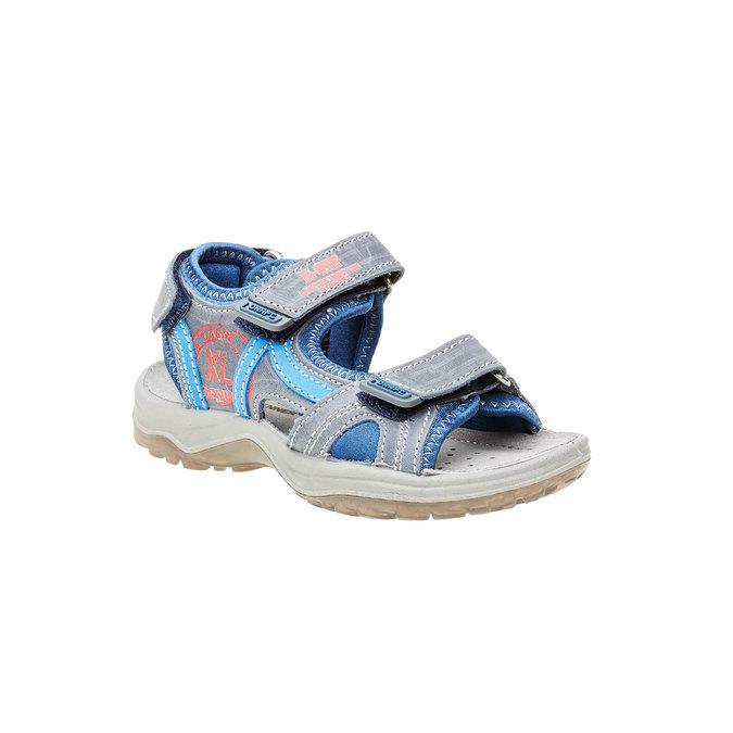 Sandały dziecięce weinbrenner-junior, niebieski, 266-9162 - 13