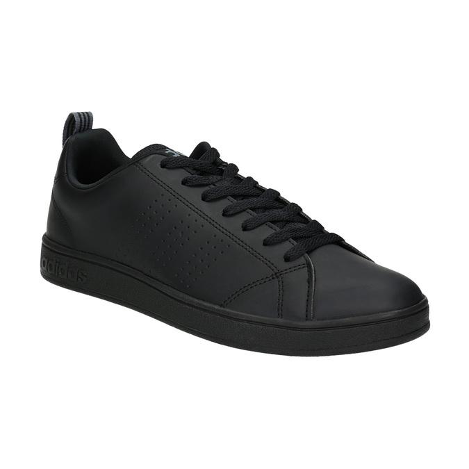 Czarne trampki męskie adidas, czarny, 801-6144 - 13