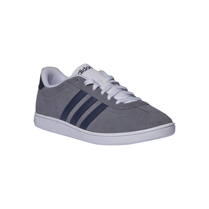 Męskie buty spacerowe adidas, szary, 803-2122 - 13