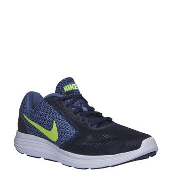 Sportowe trampki męskie nike, niebieski, 809-9220 - 13
