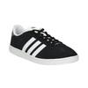 Męskie skórzane buty sportowe adidas, czarny, 803-6132 - 13