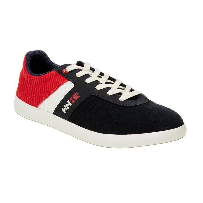 Skórzane buty sportowe na co dzień helly-hansen, czarny, 843-9006 - 13