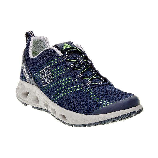 Męskie buty sportowe columbia, niebieski, 849-9027 - 13