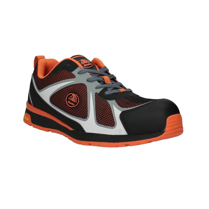 Obuwie robocze BRIGHT 021 S1P SRC bata-industrials, pomarańczowy, 849-5629 - 13