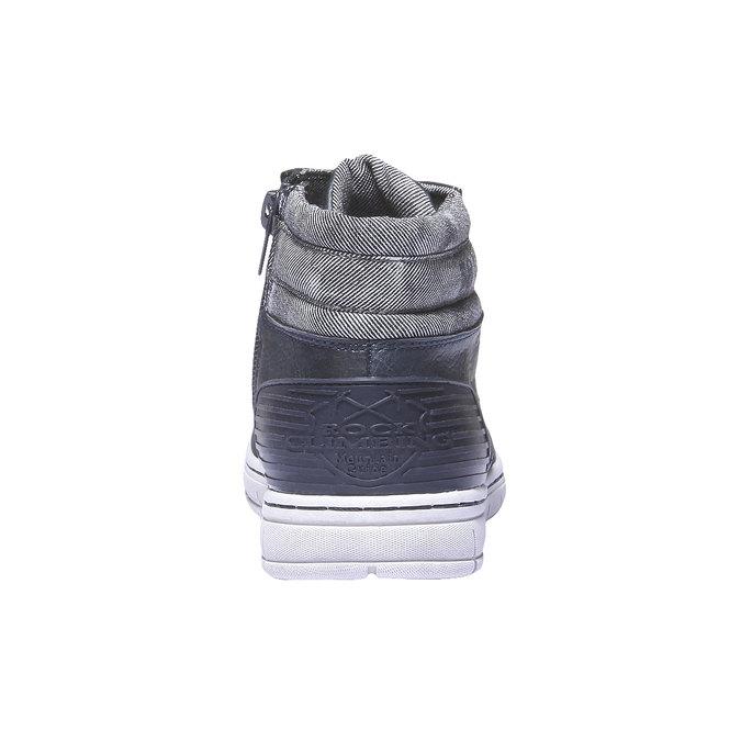 Kolorowe buty sportowe mini-b, niebieski, 391-9194 - 17