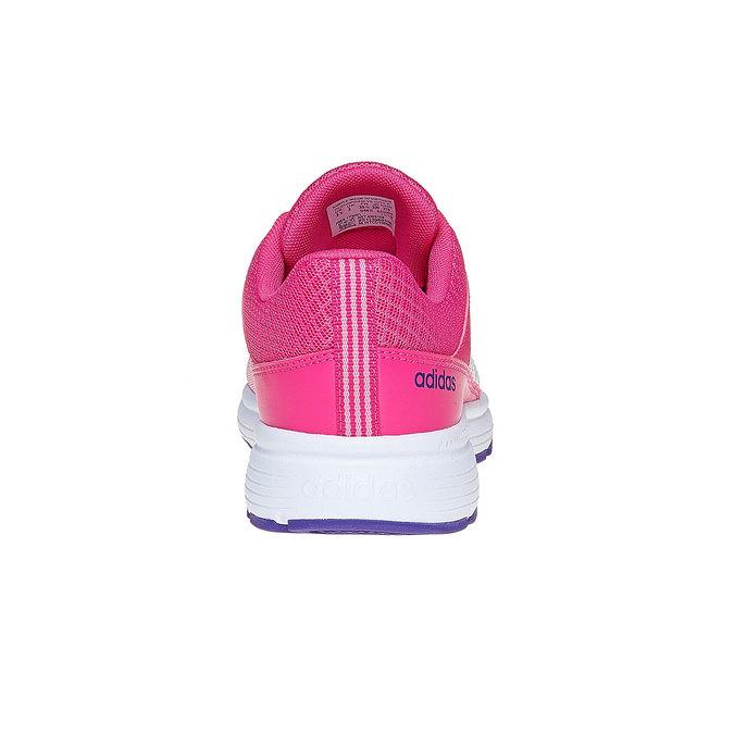 Dziewczęce buty sportowe adidas, różowy, 409-5230 - 17