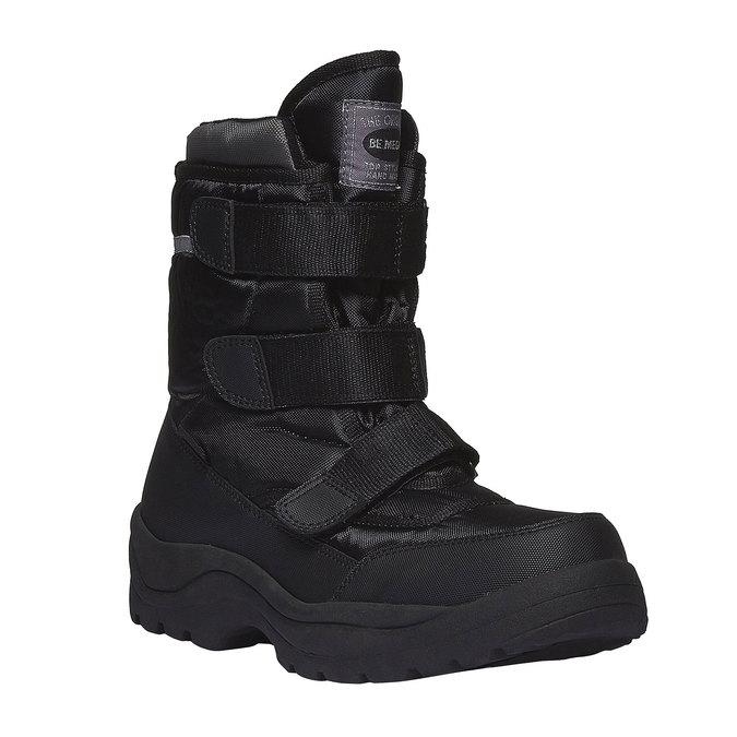Buty zimowe bata, czarny, 899-6101 - 13