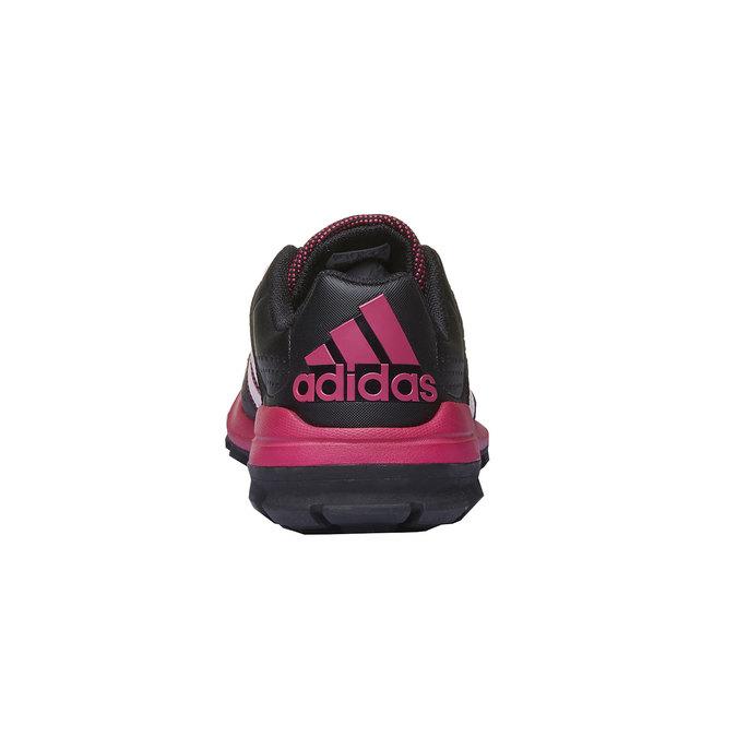 Damskie buty sportowe adidas, czerwony, 509-5511 - 17