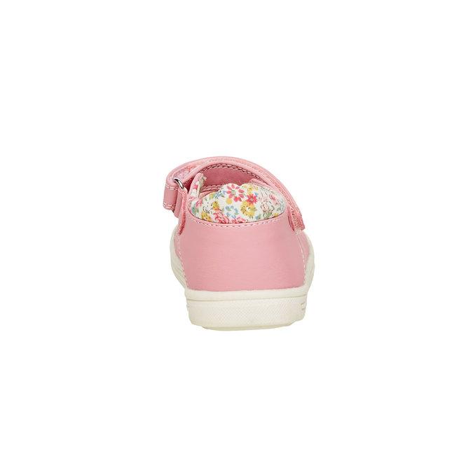 Dziewczęce botki mini-b, różowy, 121-5103 - 17