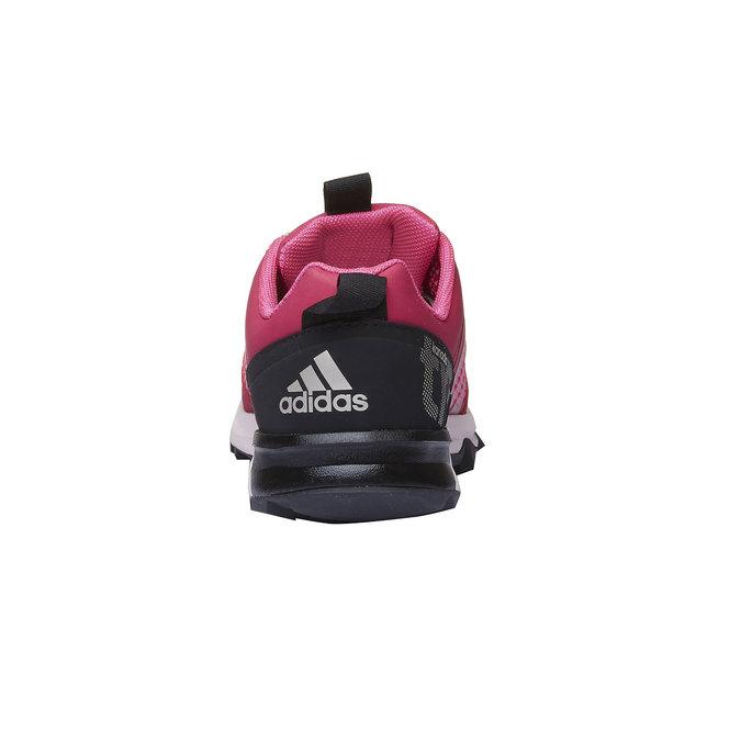 Damskie buty sportowe adidas, czerwony, 509-5123 - 17