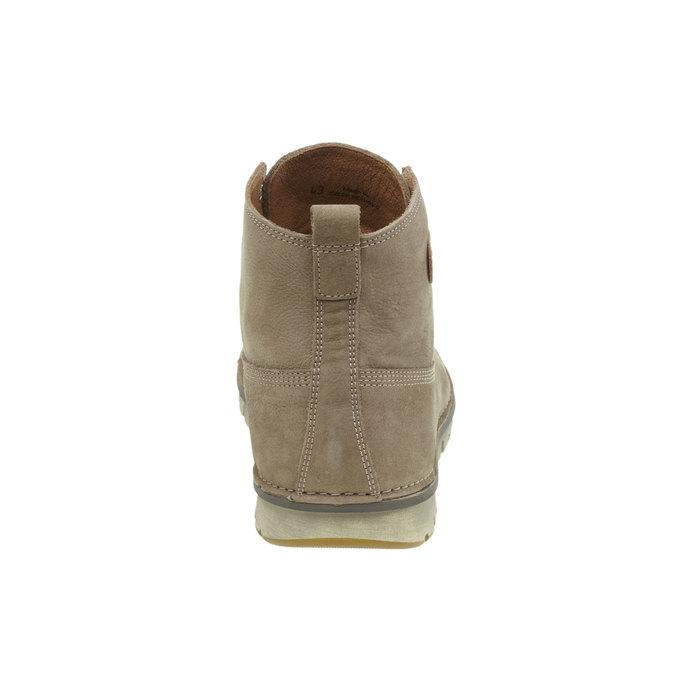 Skórzane buty do kostki weinbrenner, brązowy, 896-2340 - 17