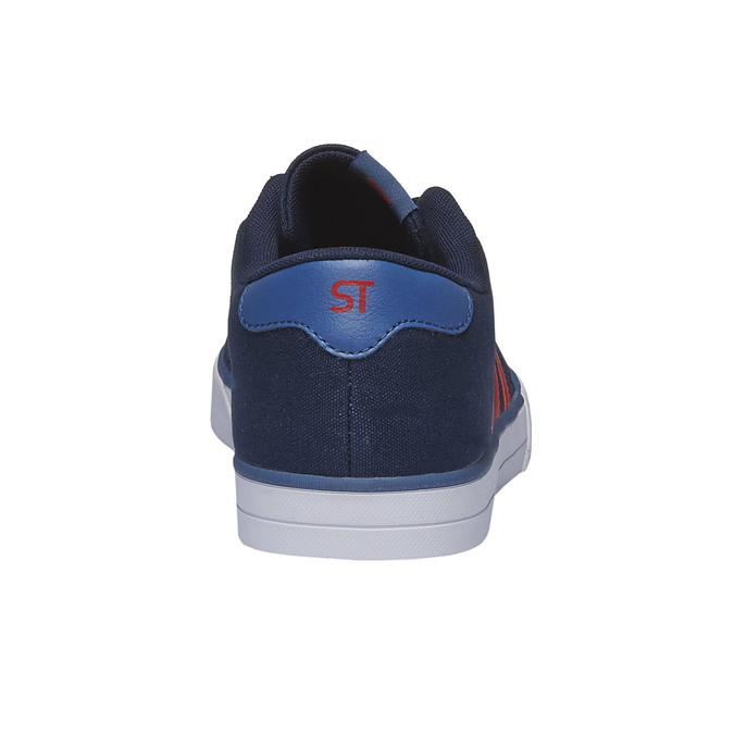 Tenisówki męskie adidas, niebieski, 809-9993 - 17