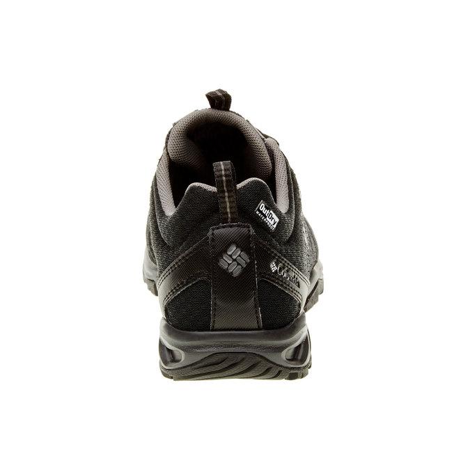 Męskie buty sportowe columbia, czarny, 849-6023 - 17