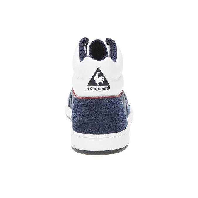 Męskie buty sportowe do kostki le-coq-sportif, niebieski, 809-9922 - 17