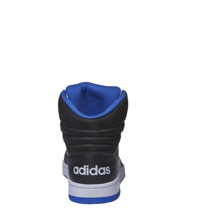 Męskie buty sportowe do kostki adidas, czarny, 801-6140 - 17