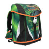 Zielony plecak szkolny bagmaster, zielony, 969-7612 - 13