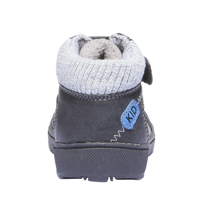 Buty dziecięce mini-b, szary, 111-2101 - 26