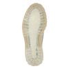 Półbuty ze skóry zprzezroczystą podeszwą weinbrenner, biały, 526-1608 - 26