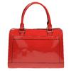 Czerwona lakierowana torebka bata, czerwony, 961-5610 - 19