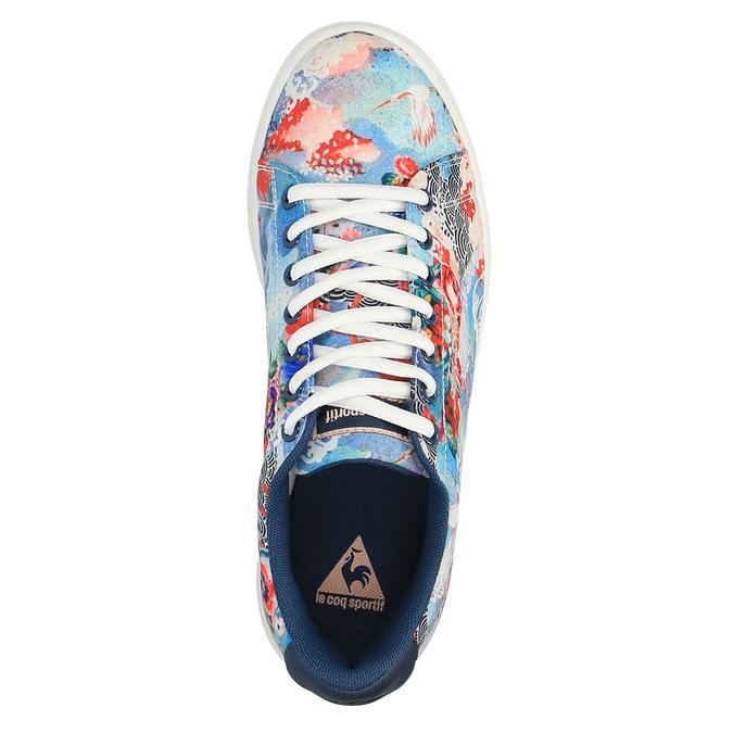 Damskie kolorowe buty sportowe le-coq-sportif, 509-0566 - 19