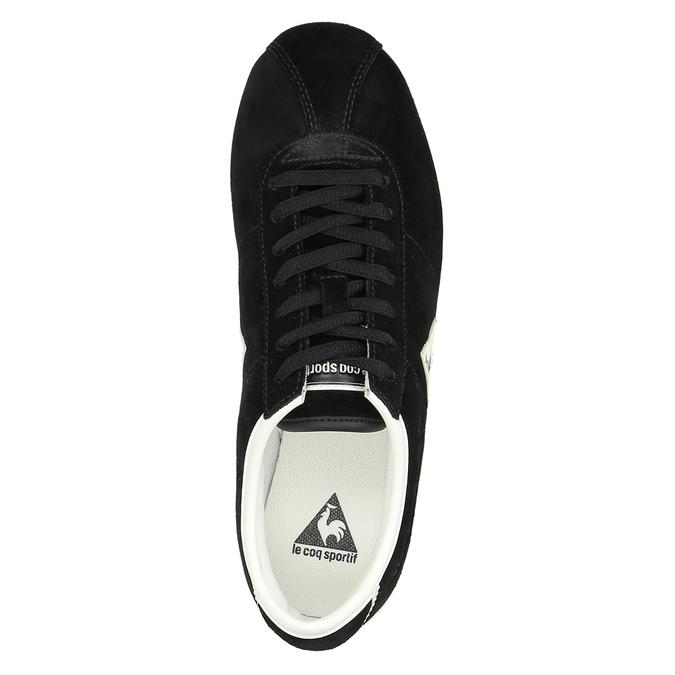 Czarne damskie buty sportowe le-coq-sportif, czarny, 503-6567 - 19