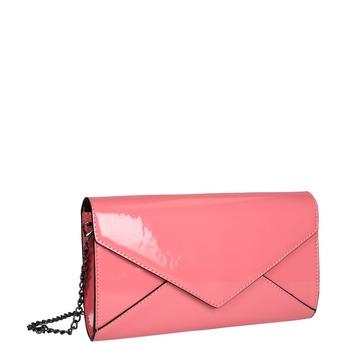 Różowa kopertówka bata, różowy, 961-5624 - 13