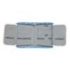 Niebieski piórnik szkolny bagmaster, niebieski, 949-9610 - 15