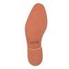 Półbuty ze skóry wnieformalnym stylu bata, szary, 824-2620 - 26