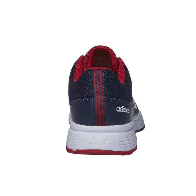 Dziecięce buty sportowe adidas, niebieski, 409-9197 - 17
