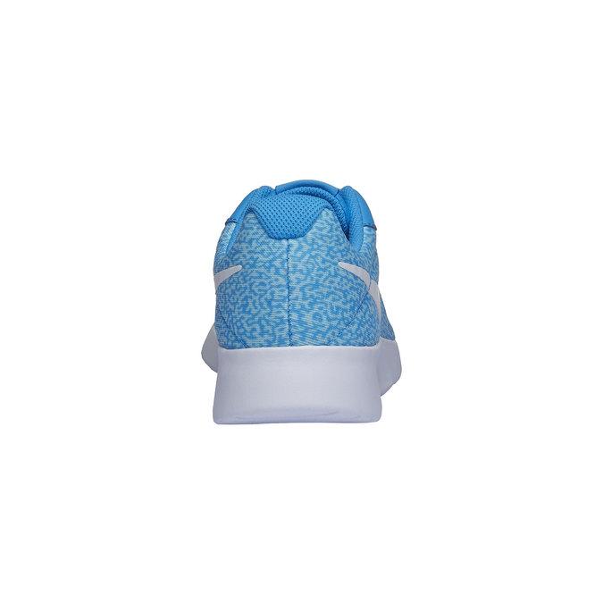 Damskie buty w sportowym stylu nike, niebieski, 509-9357 - 17
