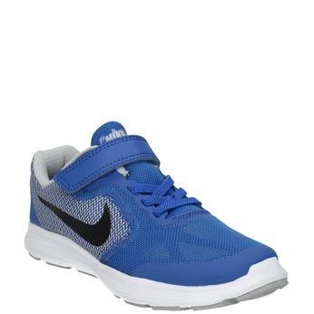 Dziecięce buty sportowe w kolorze niebieskim nike, niebieski, 309-9322 - 13