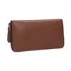 Brązowy skórzany portfel bata, brązowy, 944-3165 - 13