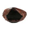 Skórzana torebka Hobo bata, brązowy, 964-4233 - 15