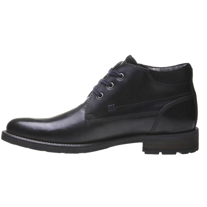 Buty do kostki bata, czarny, 894-6661 - 15